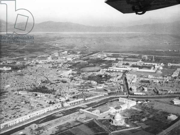 Kabul, 1939 (b/w photo)