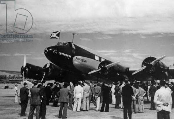 """Focke-Wulf FW 200 """"Condor"""", c. 1938"""