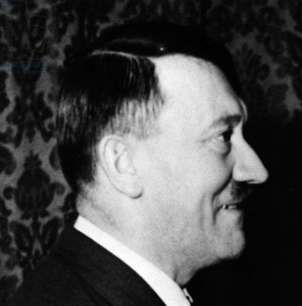 Adolf Hitler, 1940 (b/w photo)