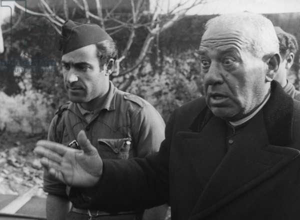 Catholic priest in the Spanish Civil War, 1936-1939