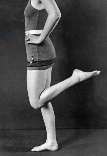Gymnastics, 1920s