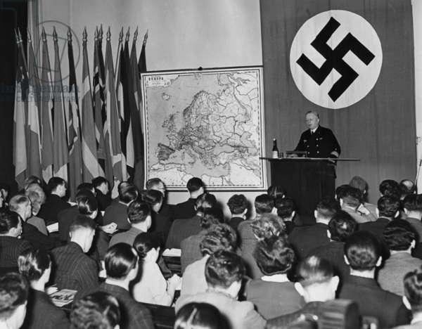 Nazi Germany: Professors