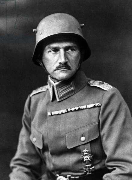 Colonel Franz Ritter v. Epp, 1918