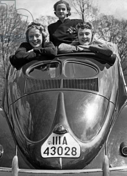 VW Beetle, 1939