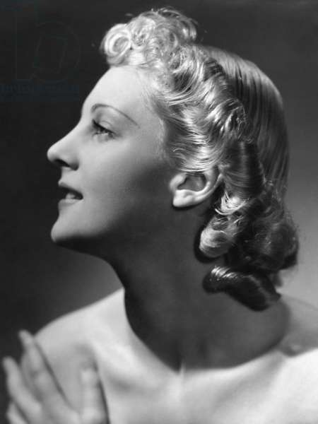 Hairstyle, 1936
