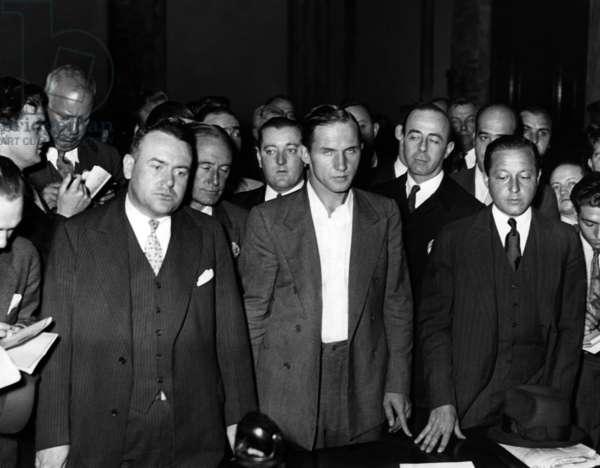 Affaire Lindbergh : Bruno Richard Hauptmann