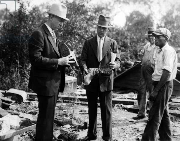 Lindbergh Case: The Inquiry, 1934