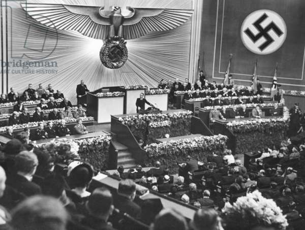 Conference of the Reichsfilmkammer (Film Chamber of the Reich), 1938