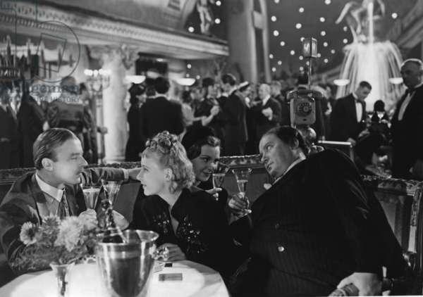 """Heinz Ruehmann in """"The Gasman"""", 1941"""