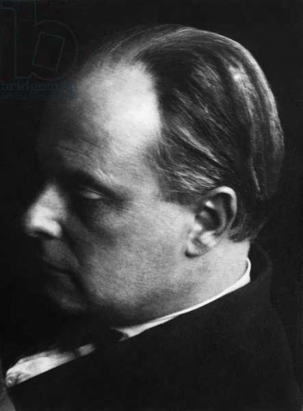 Paul Klee (b/w photo)