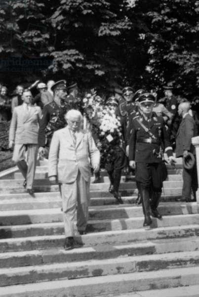 David Lloyd George and Joachim von Ribbentrop, 1936