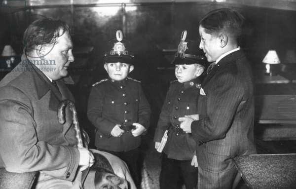 Hermann Goering, 1930s (b/w photo)