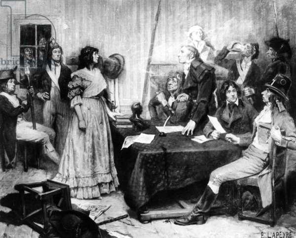 French Revolution: Revolution Tribunal, 1793-1799