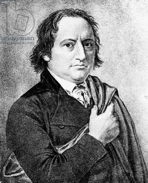 Johann Wolfgang von Goethe, 1800