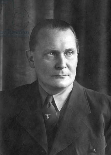 Portrait of Hermann Göring, 1934 (b/w photo)