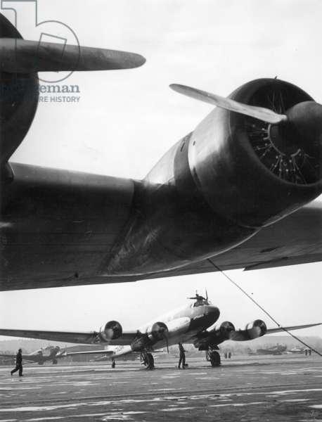 Focke Wulf Fw 200 'Condor', 1939 (b/w photo)