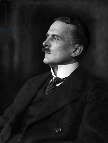 Count Urlich von Brockdorff-Rantzau, 1920-1928