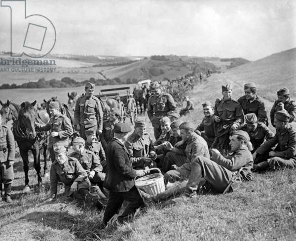 Preparations of the Czechoslovak Army in the Sudetenland crisis, 1938
