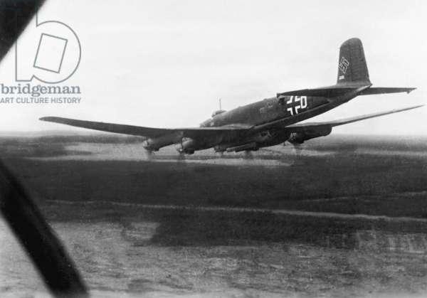 Focke Wulf Fw 200 'Condor', 1940 (b/w photo)