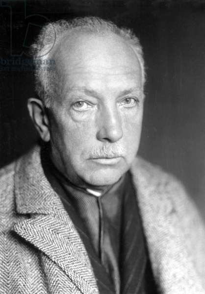Richard Strauss, 1933 (b/w photo)