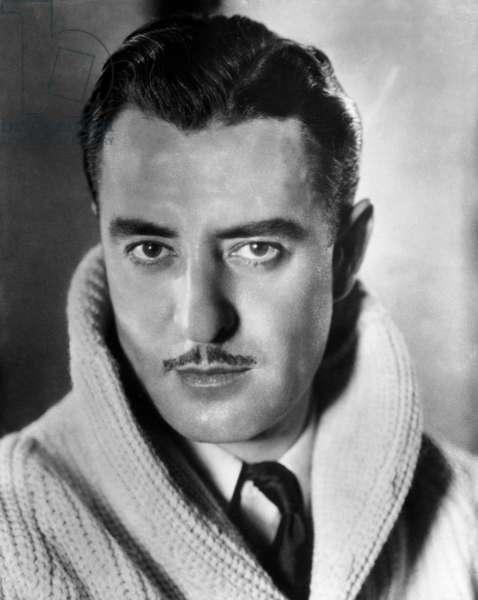 John Gilbert, 1929 (b/w photo)