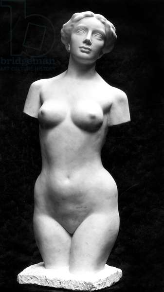 Youth, 1910 (marble)