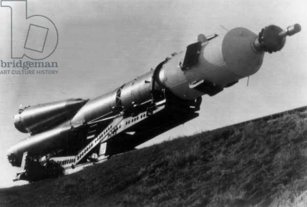 "Soviet rocket ""Soyuz 11"" launched on june 6, 1971"