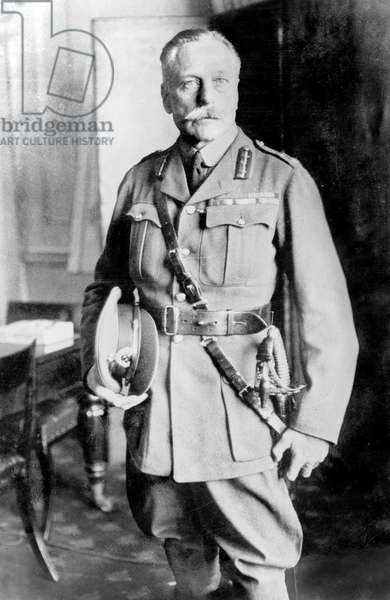Field Marshal Douglas Haig, 1st Earl Haig (1861-1928) Commander-in-Chief of the British Expeditionary Force he led the army during Third Battle of Ypres (Passchendaele) from July to November 1917
