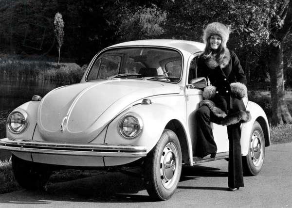 Bug Beetle Volkswagen car c. 1969