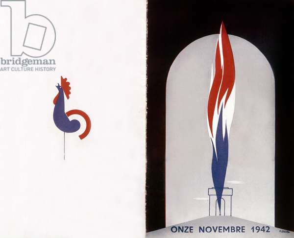 Poster for november 11, 1942, France