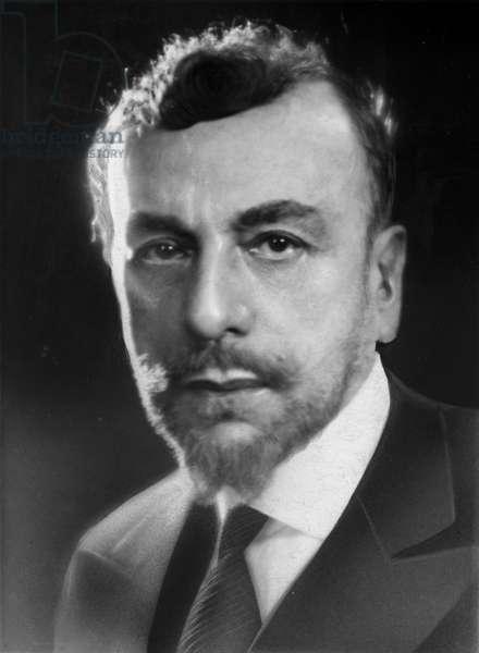 French actor Albert Lambert (1865-1941) c.20's