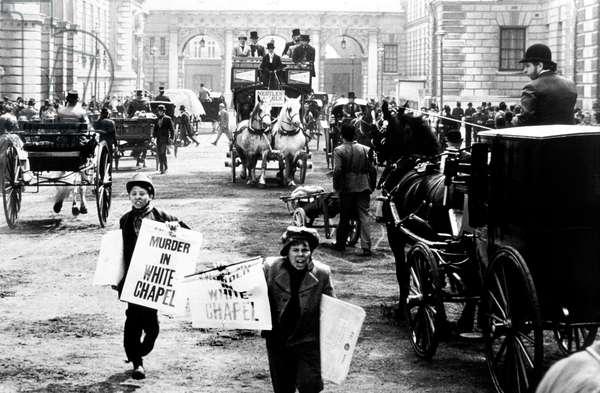 Jack l' Eventreur Jack the Ripper de RobertBaker et MontyBerman 1959
