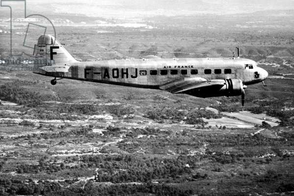 plane Bloch 220 of Air France in 1936