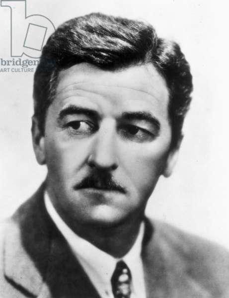 William Faulkner (1897-1962) american novelist, Nobel Prize for Literature in1949 here c.1940