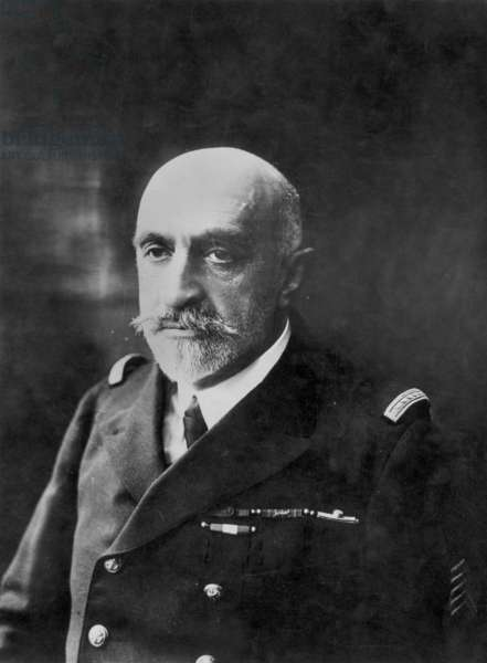 Jean-Baptiste Charcot (1867-1936) French explorer of the Antarctic (south pole) and Greenland from 1903 and 1936, after the shipwreck of his boat the