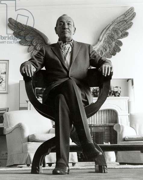 Noel COWARD - in 1963