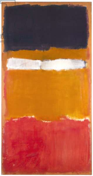 Number 24 (Untitled), 1951 (oil on canvas)
