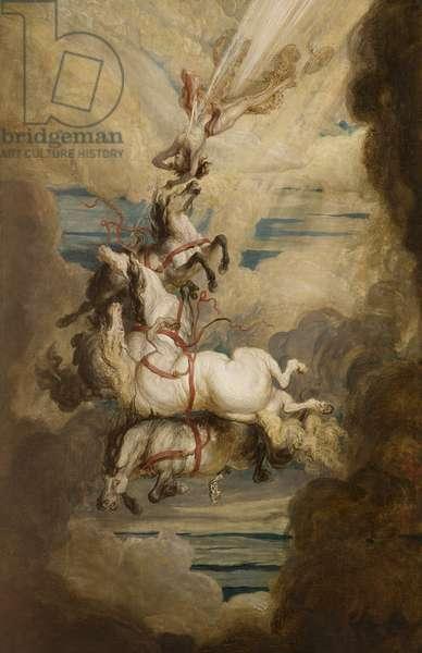 Fall of Phaeton, 1808 (oil on panel)