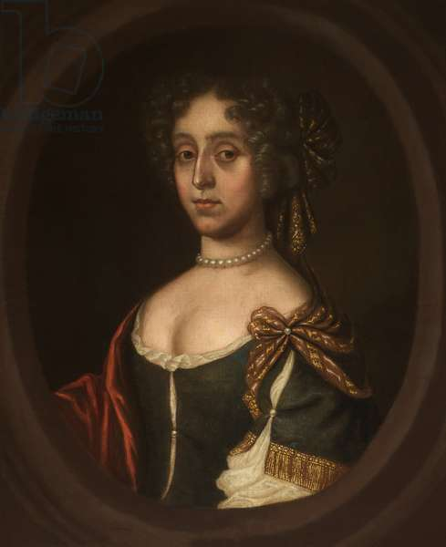 Lady Leicester, c.1650-1700 (oil on canvas)