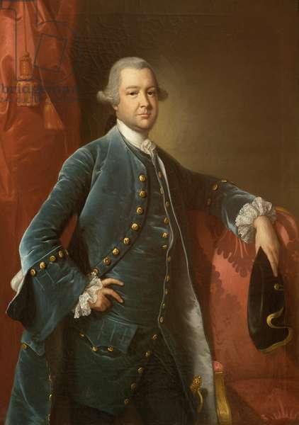 The Honourable Arthur Barry (oil on canvas)