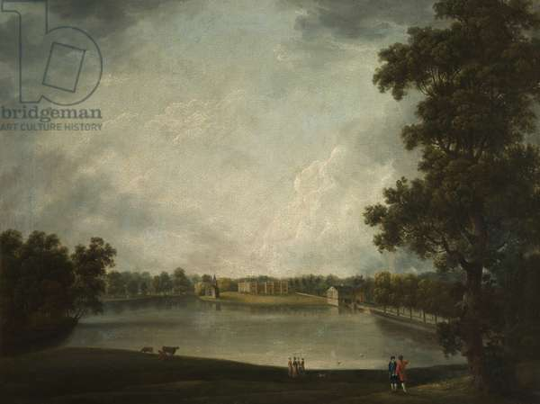 A View of the Old Hall, Tabley, Cheshire (photo)