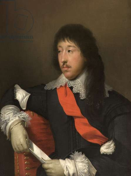 James Stanley, 7th Earl of Derby (oil on canvas)