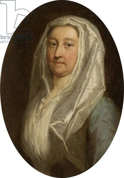 Lady Byrne (oil on canvas)