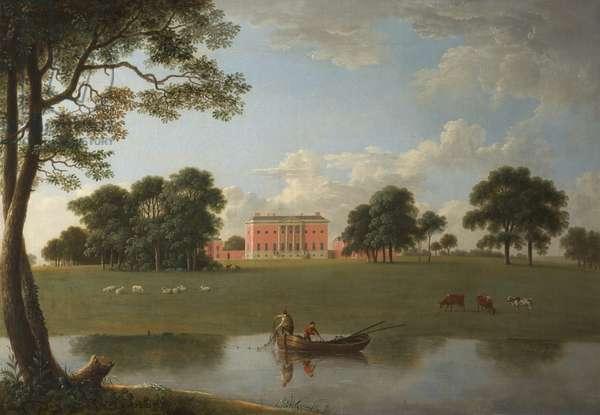 Tabley House, c.1767 (oil on canvas)