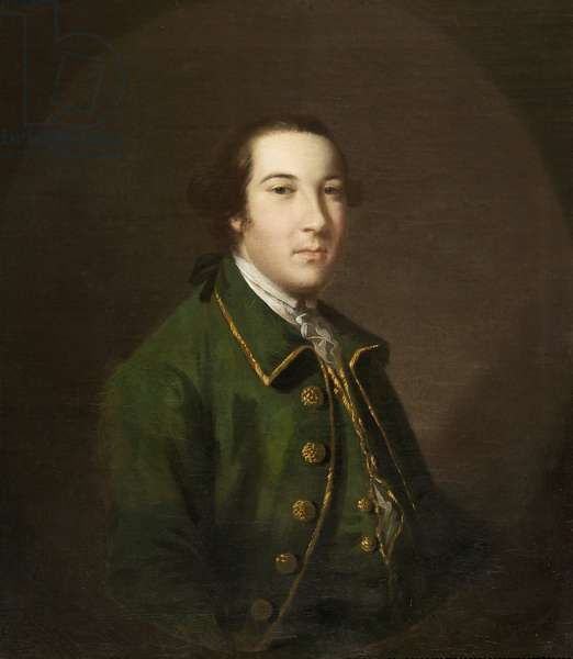 Sir Peter Byrne Leicester, 4th Baronet, c.1750 (oil on canvas)
