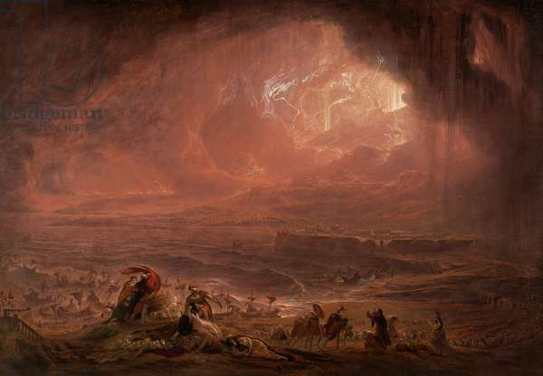 The Destruction of Herculaneum and Pompeii
