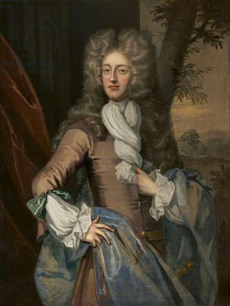 Sir Francis Leicester, Bt (oil on canvas)