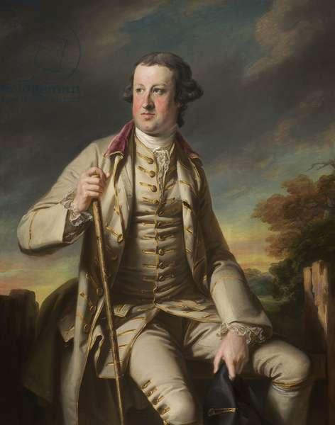 The Honourable John Smith-Barry (oil on canvas)