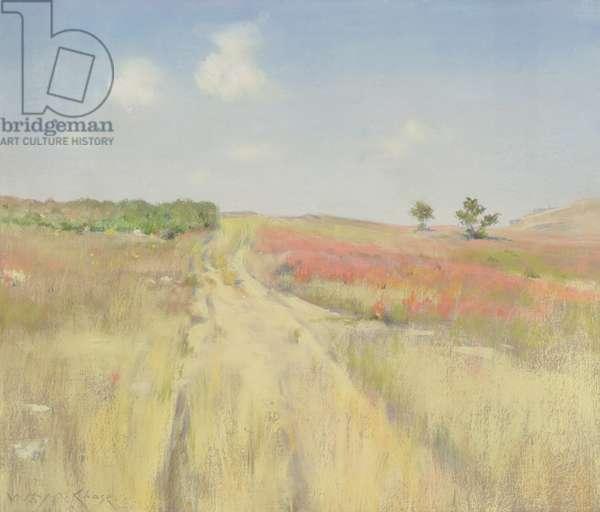 Shinnecock Hills (pastel)