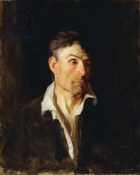 Portrait of a Man (Richard Creifelds), c.1876 (oil on canvas)